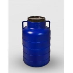 Hordó 60 literes bőszájú