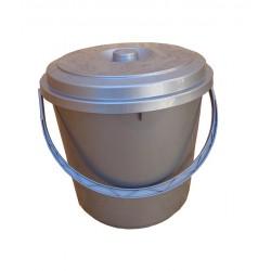 Vödör+tető 10 literes SRB