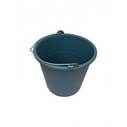 Vödör 10 literes fém füllel