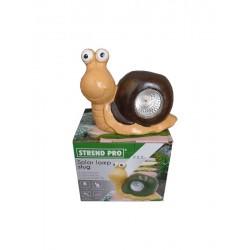 Lámpa szolár csiga 12,5 cm