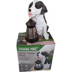 Lámpa szolár kutya 25 cm...